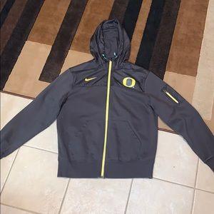 Oregon Ducks Nike WindBreaker
